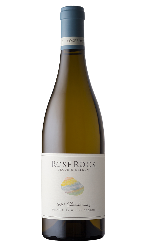 Bottle Roserock Drouhin Oregon 2017 Chardonnay Eola-Amity Hills